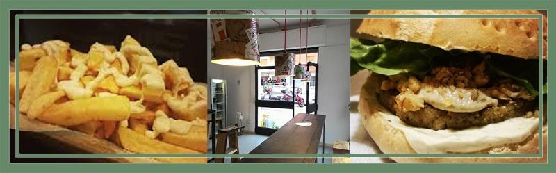 veGusta. Lo streetfood vegano nel cuore di Centocelle.