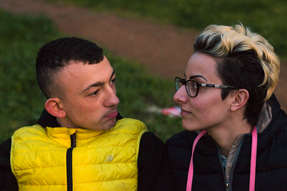 Humans of Centocelle: Desirée e Roberto